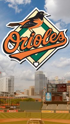 Baltimore Orioles iPhone 6 Wallpaper
