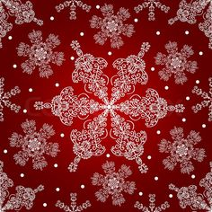 Cartoon Of A Seamless Christmas Snowman Background Pattern 2