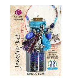 Jewelry Kit In A Bottle-Cosmic Star