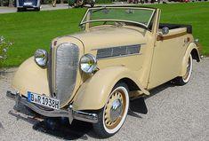 1938 Rosengart LR4 N2 cabriolet