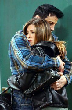 Joey & Rachel>>>>> i need a hug like that :(