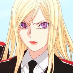 Image in anime girls۵ collection by ˏ ˋ ٩(×̯×)۶ ˎˊ ˗ Bishamonten Noragami, Yatogami Noragami, Anime Noragami, Blonde Anime Characters, Noragami Characters, Girls Anime, Anime Art Girl, Blonde Anime Girl, One Punch Anime