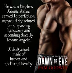 DAWN OF EVE (Book 3 in the TRILOGY OF EVE)
