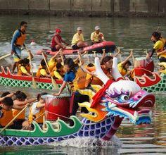 Dragon Boat Races Kaohsiung