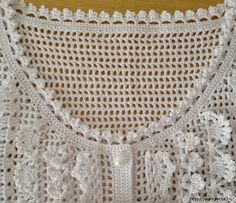Blusa branca de tricô lombo com babados (5) (644x555, 286Kb)