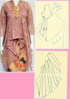 27 likes 1 comments Kebaya Lace, Kebaya Dress, Batik Kebaya, Batik Dress, Hijab Dress, Vera Kebaya, Model Kebaya Brokat Modern, Kebaya Modern Hijab, Dress Brokat Modern