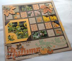 Created with the CTMH Artbooking cartridge. LOVE that cartridge! This looks like the calendar  Tara!