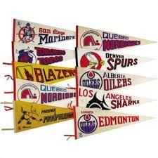 Image result for world hockey association Hockey Rules, Hockey Logos, Pro Hockey, Nhl Logos, Sports Team Logos, Hockey Season, Team Mascots, Edmonton Oilers, Great Logos
