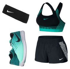 """Untitled #10"" by lovebug4582 on Polyvore featuring NIKE"