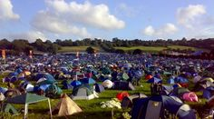 Top Ten Festival Camping Tips | Campr