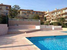 Le 202 Eden Parc, meublé de tourisme 3 étoiles à Saint tropez, dans une residence avec piscine