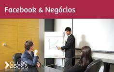 Facebook: Como a rede social pode melhorar o seu negócio  #ClubePress #AssessoriadeImprensa #Comunicação #Salvador #Bahia #MarketingDigital #Facebook