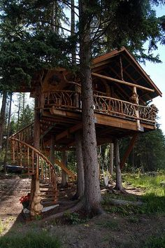 8 Unbelieveable Treehouses You Can Rent In BC This Summer