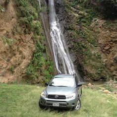 Ruta de las cataratas. Bagua Grande - Chachapoyas.