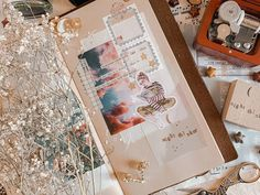 Bullet Journal Notes, Notes Design, Collage, Collages, Collage Art, Colleges