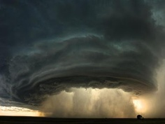 Awesome stormcloud
