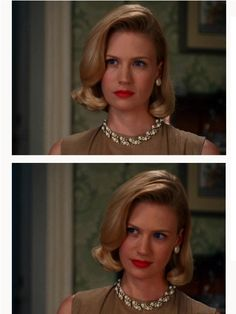 January Jones (Betty Draper from Mad Men): stylish, elegant, picture perfect