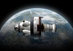 MacArthur:New Caldonia Orbit by William-Black.deviantart.com on @deviantART