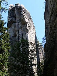 Prachovské skály Mount Rushmore, Mountains, Nature, Plants, Travel, Naturaleza, Viajes, Destinations, Plant
