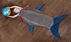 The Specifics Crafted in soft fleece Wiggle toes to move the fins Measures Suitable for children aged years Made of fleece polyester Mach Shark S, Second Child, Sleeping Bag, Couple Gifts, Sleepover, Fun Activities, Fashion Bags, Birthday Gifts, Best Gifts