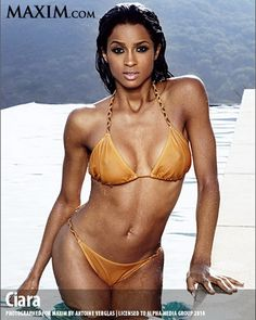 Ciara's super tight body never fails to amaze me - Click Play in Slide Show to Reveal Hidden Pinterest Pictures