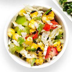 Corn & Tomato Coleslaw