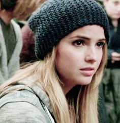 """[ Shelly Hennig ] """"hey. I'm Malia Tate. I'm 17. I'm really shy.. I love running. I love the wind. I love track and just sitting in my school library, curled up with a good book. I'm also good at hacking.."""" I bite my lip, """"not that I've ever hacked the government... Oh.. I'm also good with combat. I have a brother, his name is Blake. Introduce?"""""""