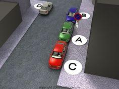 Hvem har parkert feil? Skateboard, Personalized Items, Sports, Skateboarding, Hs Sports, Skate Board, Sport, Skateboards