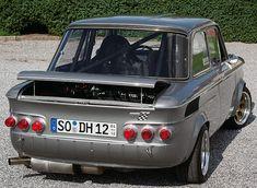NSU 1600 Prinz TT