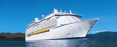 Mariner of the Seas - Royal Caribbean! We will be aboard this ship in December with KBON, Wayne Toups and great family and friends!! Can't wait!! :-)