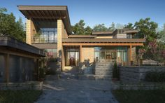 Changchun Deer Valley, China Private Residence Entry