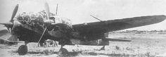 """Kawasaki Ki-45 type 2 Toryu - two-seat fighter, Allied reporting name """"Nick""""."""