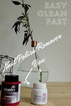 Easiest nail polish removal ever www.marislilly.de
