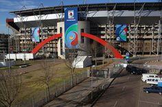 Elis Park Stadium Upgrade New Doornfontein, Johannesburg South Africa, Architects, Fair Grounds, Park, Travel, Trips, Building Homes, Viajes, Traveling