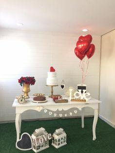 Aniversário Adulto – Festa Clean