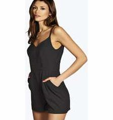 boohoo Woven Sweetheart Neck Playsuit - black azz16274 Pick a playsuit for a fashion favourite that's easy to wear for every day and requires no effort on nights out. Strappy swing styles and basic jersey bandeaus are your saviour, and printed kimono slee http://www.comparestoreprices.co.uk/womens-clothes/boohoo-woven-sweetheart-neck-playsuit--black-azz16274.asp
