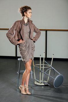 J. Mendel Resort 2011 Collection Slideshow on Style.com