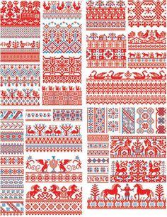 intarsia knitting patterns free - Buscar con Google