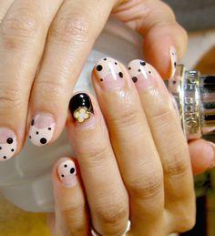Dịu dàng với mẫu nail 1/2 - LamNail.vn -   Tender with nail samples 1/2