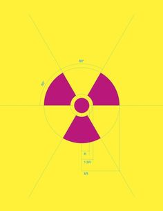 """ It's instantly recognisable and etched into the public consciousness, but we had no idea about the colourful history behind the trefoil - the symbol for radioactivity. For the inside scoop, check out this piece by Interbrand Australia's executive creative director Chris Maclean:"""