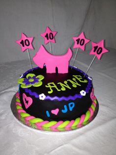 Joshua Perets Cake
