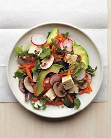Upgraded Asian Salad | Whole Living