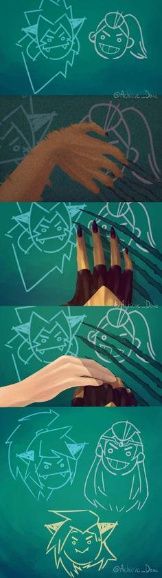 Korrasami, She Ra Princess Of Power, Owl House, Cute Gay, Geek Stuff, Fan Art, Cool Stuff, Cartoons, Ships