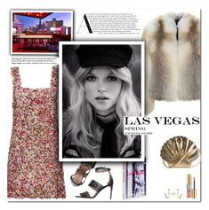 """Las Vegas Travel Outfit"" by outfitsfortravel ❤ liked on Polyvore featuring Alexis, Christopher Kane, Alaïa, Circo, Erdem, Many Belles Down, Yves Saint Laurent and Gabriella"