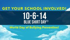Did you know that October is National Bullying Prevention Awareness Month?