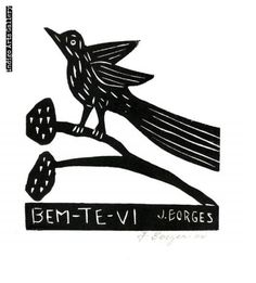 "Artist and poet José Francisco Borges was born in 1935 in the village of Bezerros, Pernambuco state, in Northeastern Brazil. Today Borges is Brazil's best-known folk artist working in the wood-cut medium, and his work has been exhibited all over the world. But he comes out of a long tradition of folk poet/artists who publish their own work in the form of small (generally about 6"" by 9"") cheap chap-books or pamphlets written in verse, known as folhetos."