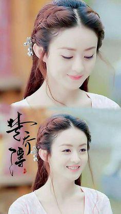 Trieu le dinh Kpop Fashion, Star Fashion, Zhao Li Ying, China, Princess Agents, Yang Mi, Thai Drama, Chinese Actress, Chinese Movies