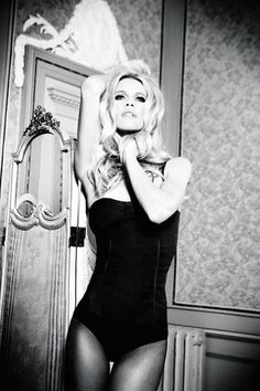 Claudia Schiffer for Guess 30th Anniversary Campaign