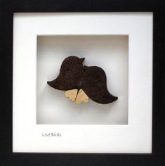 Love Birds - square design - is a beautiful new wedding or engagement gift from Bog Buddies. Great wedding gifts from Ireland. Celebrating Friendship, Love Birds Wedding, Great Wedding Gifts, Irish Wedding, Engagement Gifts, Xmas Gifts, Unique Gifts, Frame, Handmade