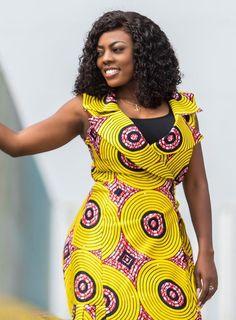 African Fashion Ankara, Latest African Fashion Dresses, African Dresses For Women, African Print Dresses, African Print Fashion, African Attire, African Wear, African Evening Dresses, Latest African Styles